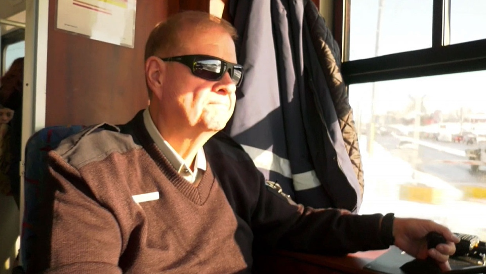 Syd Banks has been driving Calgary Transit vehicles for the past 47 years and he has no plan to retire yet.