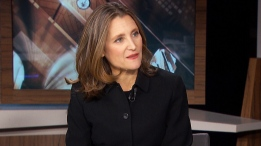 Power Play: Freeland on her new role