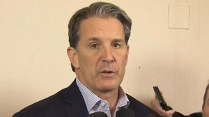 Maple Leafs president on firing of Babcock