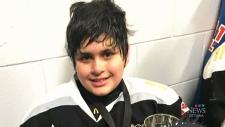 Hockey player, 11, target of racial slur