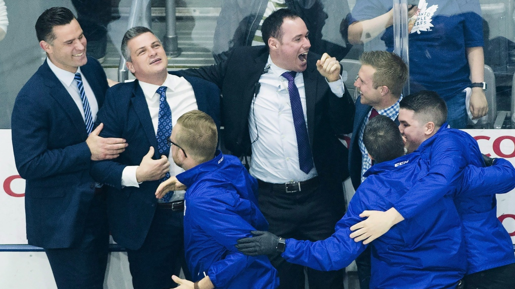 A look at the rise of new Toronto Maple Leafs coach Sheldon Keefe
