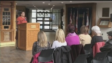 Transgender Day of Remembrance in Sudbury