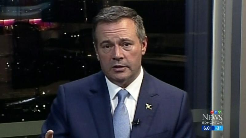 Premier Jason Kenney
