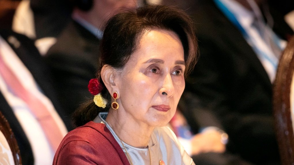 Suu Kyi to lead Myanmar team contesting genocide court case