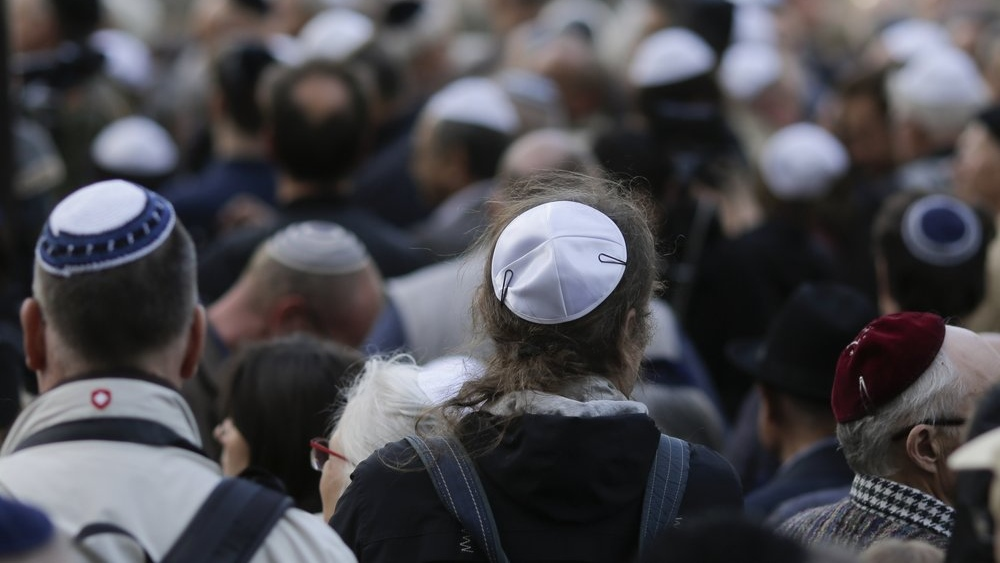 Jewish skullcaps