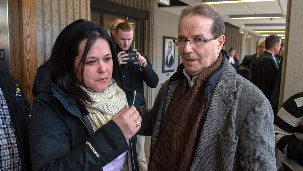 Daughter of wrongfully convicted N.S. man had police job dropped as she helped father