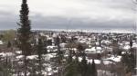 View of Timmins in winter. November 20, 2019. (Sergio Arangio/CTV Northern Ontario)
