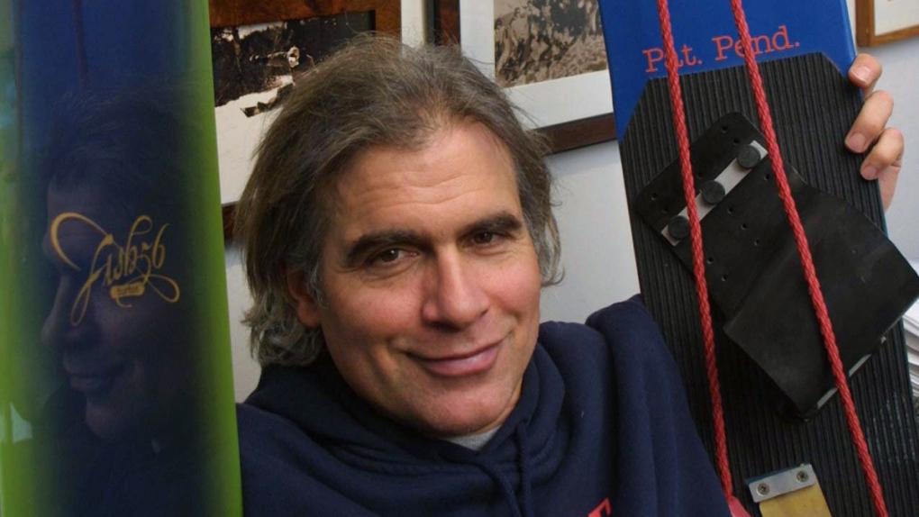 Jake Burton Carpenter in 2002