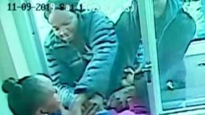 Customer brawls with McDonald's employee