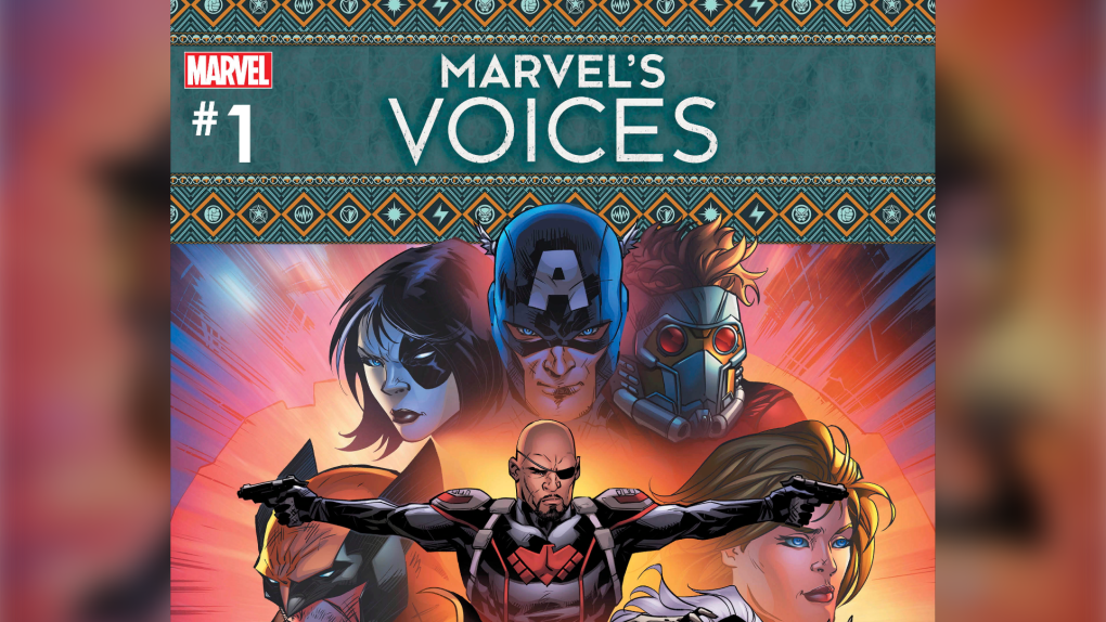 Marvel Voices