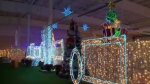 The Glow Gardens run at Prairieland Park through Dec. 28.