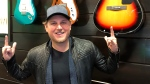 Jason Blaine has charted over 25 singles on Canadian country radio over 15 years in the industry. (Joseph Bernacki/CTV Saskatoon)