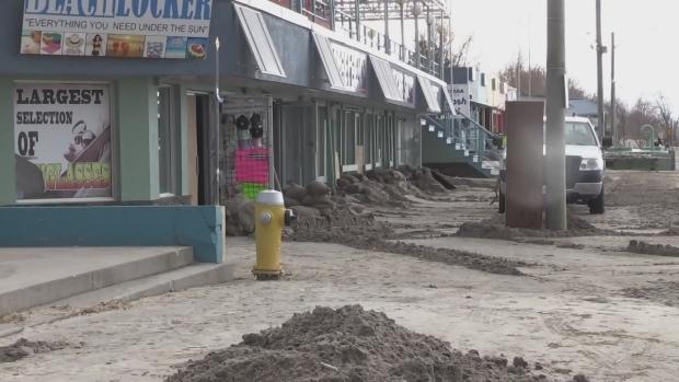 Wasaga Beach plans to close Beach Drive after storm damage
