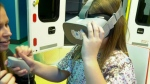 Children's hospital makes treatment less scary