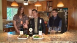 Lessons in pairing wine with food
