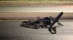 Emergency crews respond to a collision in Oshawa on Nov. 22, 2019 that left a female cyclist dead. (CTV News Toronto)