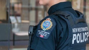 New Westminster police. (New Westminster Police/Facebook)