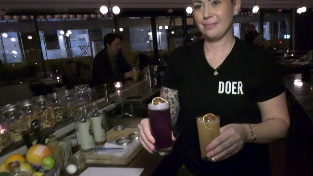 Mocktails Vancouver