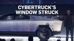 Tesla gets tested: Impact-proof window smashed dur