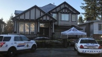 Homicide investigators were called to a house in Surrey on Nov. 22.