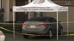 Police probe multiple crime scenes in Surrey