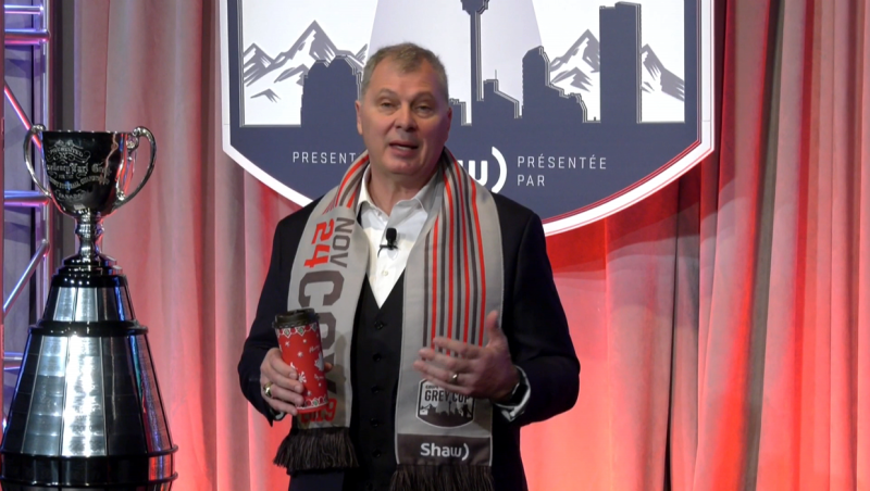 During Grey Cup week in Calgary in 2019, CFL Commissioner Randy Ambrosie said he believed kids need to experience 'the thrill of the spiral'. Wednesday, Ambrosie announced an abbreviated 14 game CFL season for 2021, culminating in the Grey Cup on Dec. 12.