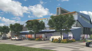 Construction is underway on a new mental health facility in northwest Calgary