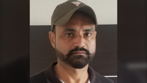 Sukhdev Dhaliwal, 48, was the last person to rent the black Chevrolet Tahoe that was found on fire on Bates Road north of Townshipline Road on the night of Nov. 15, according to IHIT. (IHIT)