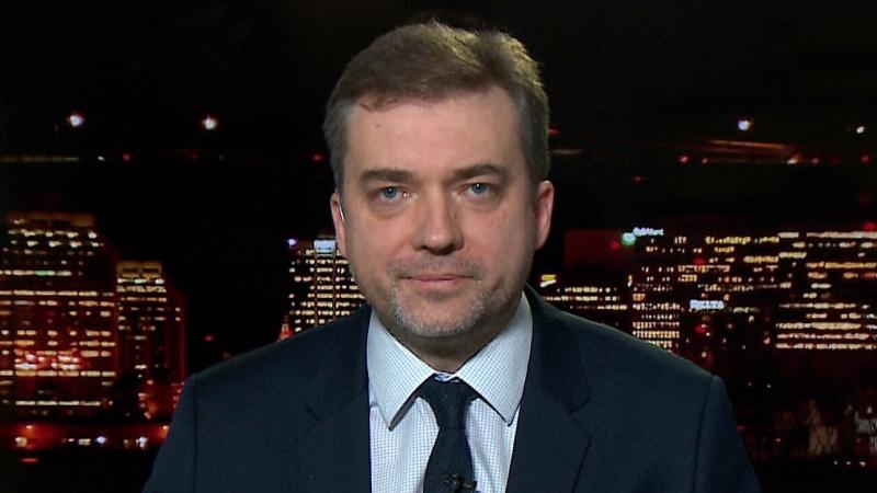 Ukraine's defence minister