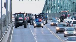 Farmers launch propane protest