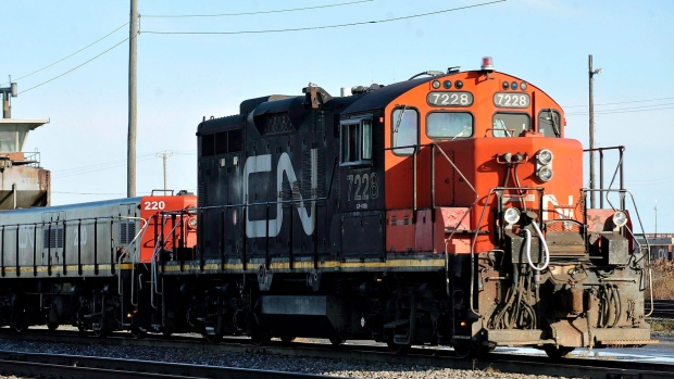 CN Rail to lay off 450 employees due to pipeline protests