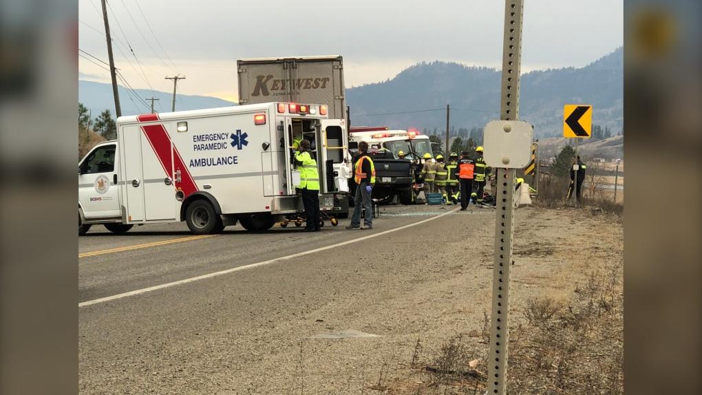 Highway 1 crash Chase