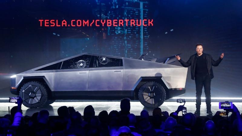 Tesla's car sales surged before pandemic shut things down