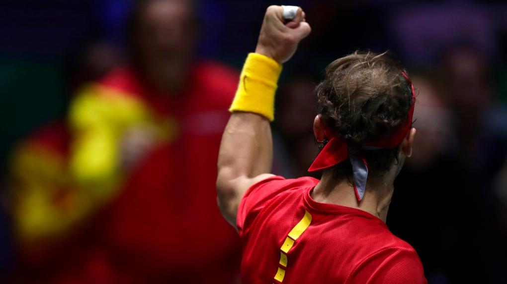Rafael Nadal To Return To Tennis At Next Week S Italian Open Ctv News