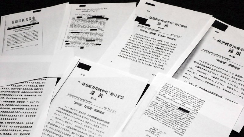 Chinese government documents