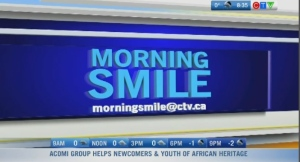 morning smile Nov, 25