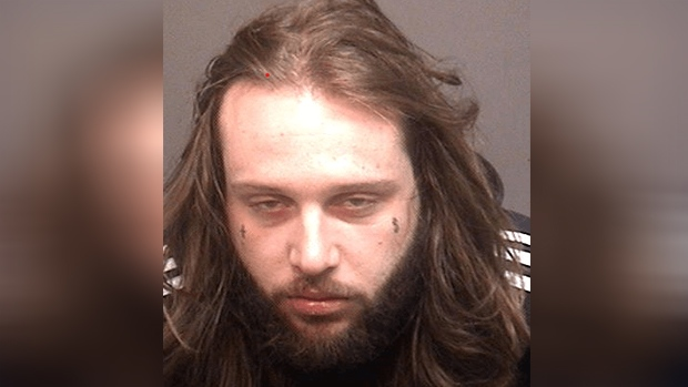 Tyler Wren, of no fixed address is wanted in connection with a fatal stabbing in downtown Barrie on Nov. 17, 2019. (Supplied)