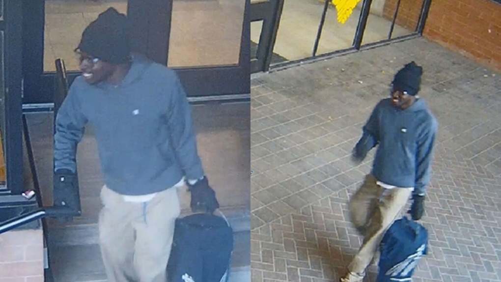 Suspect image released after feces poured on people in Toronto university libraries