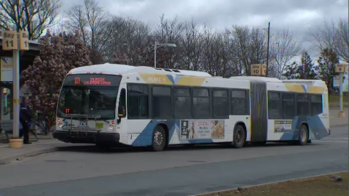 Halifax's bottom line is also impacted by the loss of $3 million a month in transit fares.