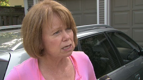 Jane Raham said she doesn't believe the punishment she received for stunt driving fit her crime.