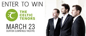 Celtic Tenors Rotator