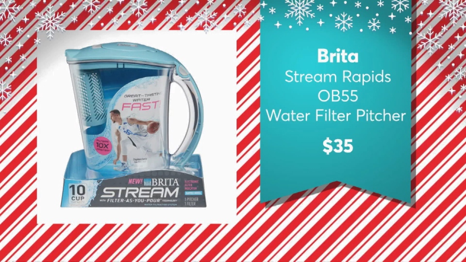 Brita Stream Rapids water filter