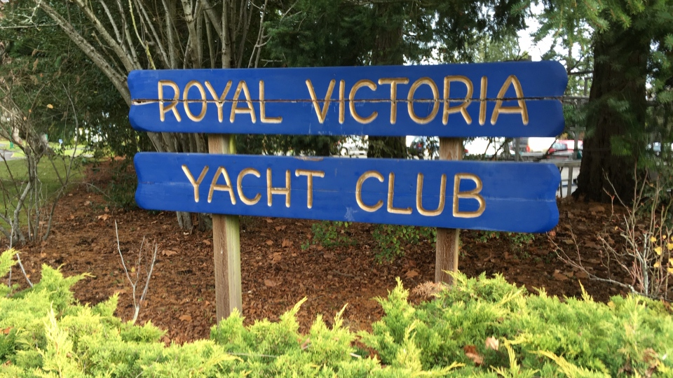 Prince Andrew was the official patron of the Royal Victoria Yacht Club and the Maple Bay Yacht Club until this week. (CTV Vancouver Island)