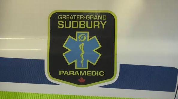 Sudbury paramedics