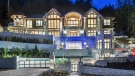 "The priciest home currently for sale in West Vancouver is listed for a whopping $24,980,000. And what does that buy you? An eight-bedroom, 12-bathroom mansion featuring what realtors describe as ""architectural elegance and grandeur,"" located on a massive 36,329-sq.-ft. lot in the city's Cypress Park Estates. Oh, and a pool, hot tub, sauna and five different fireplaces.  If you can afford the home, chances are the annual taxes – which came out to $63,129 this year, more than the average British Columbian's annual income – shouldn't be a problem. (Sotheby's)"