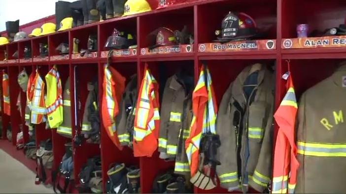 firefighters gear