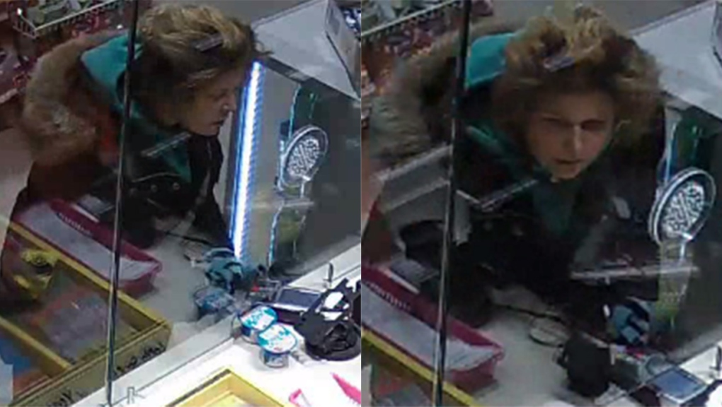 Airdrie, Whitehorn, RCMP, suspect, credit cards