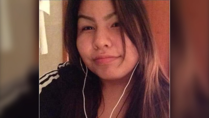 Jewel Emily Wood was last seen on Nov. 21 walking from her home on Wilson Street in Steinbach, Man. (Source: RCMP)