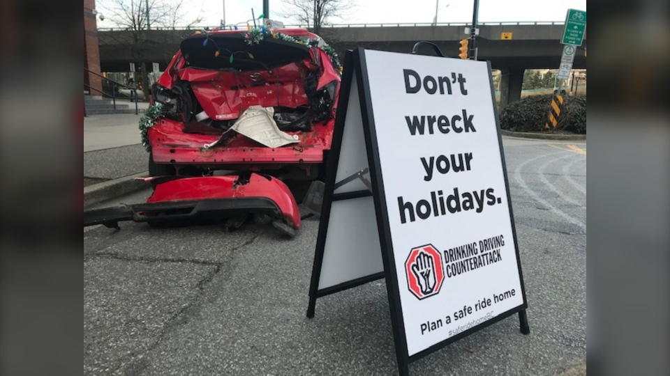 ICBC's annual CounterAttack campaign launches this weekend.