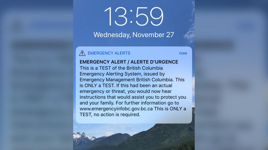 Emegency alert